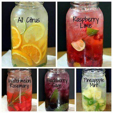 Cleansing Drinks