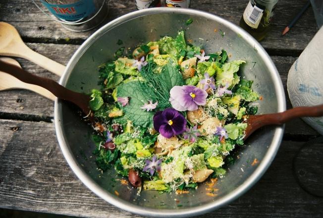 Valhalla Reunion Salad
