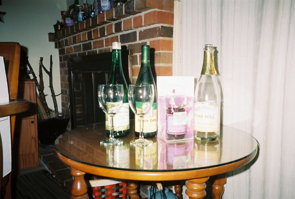 Missouri Wines (1/2)