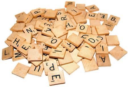 Scrabble Letters