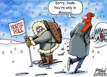 North Pole Traveler