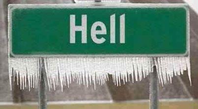 Sign Frozen