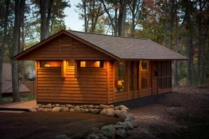 Quaint Cabin On Wheels