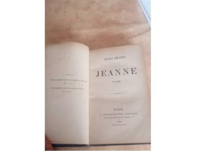 Jeanne by Jules Breton