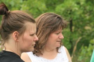 Elisabeth & Anna Mother's Day 2016