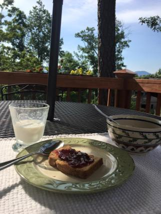 Mountain View Breakfast