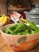 Bowl Of Arugula