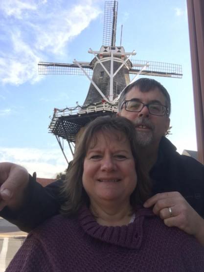 Dean & Anna Pella, Iowa Nov 2017