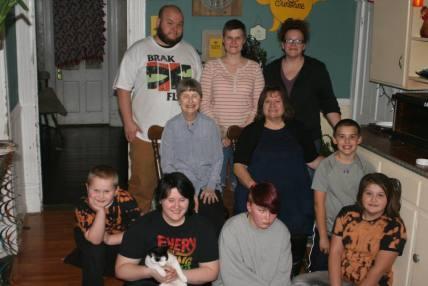 Anna's Family November 2017