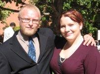 Chris & Kristi