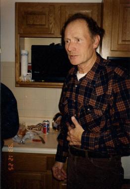 Martin Bates 1993