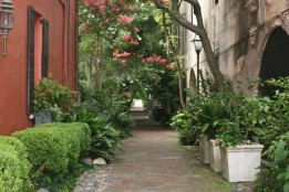Philadelphia Alley Charleston South Carolina