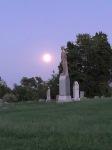 Grain Moon @ HowellCemetary