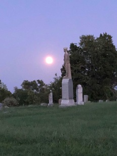 Grain Moon @ Howell Cemetary