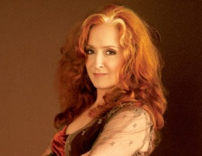Bonnie Raitt. 2005. Credit Sam Jones.