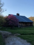 Boone Hollow Barn in April2020