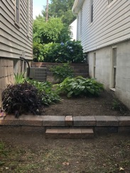 Bottom Retaining Wall